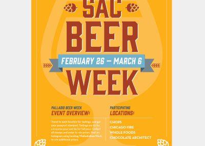 Sacramento Beer Week at Palladio