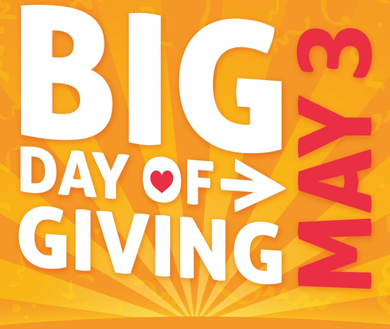 Big Day of Giving 2016