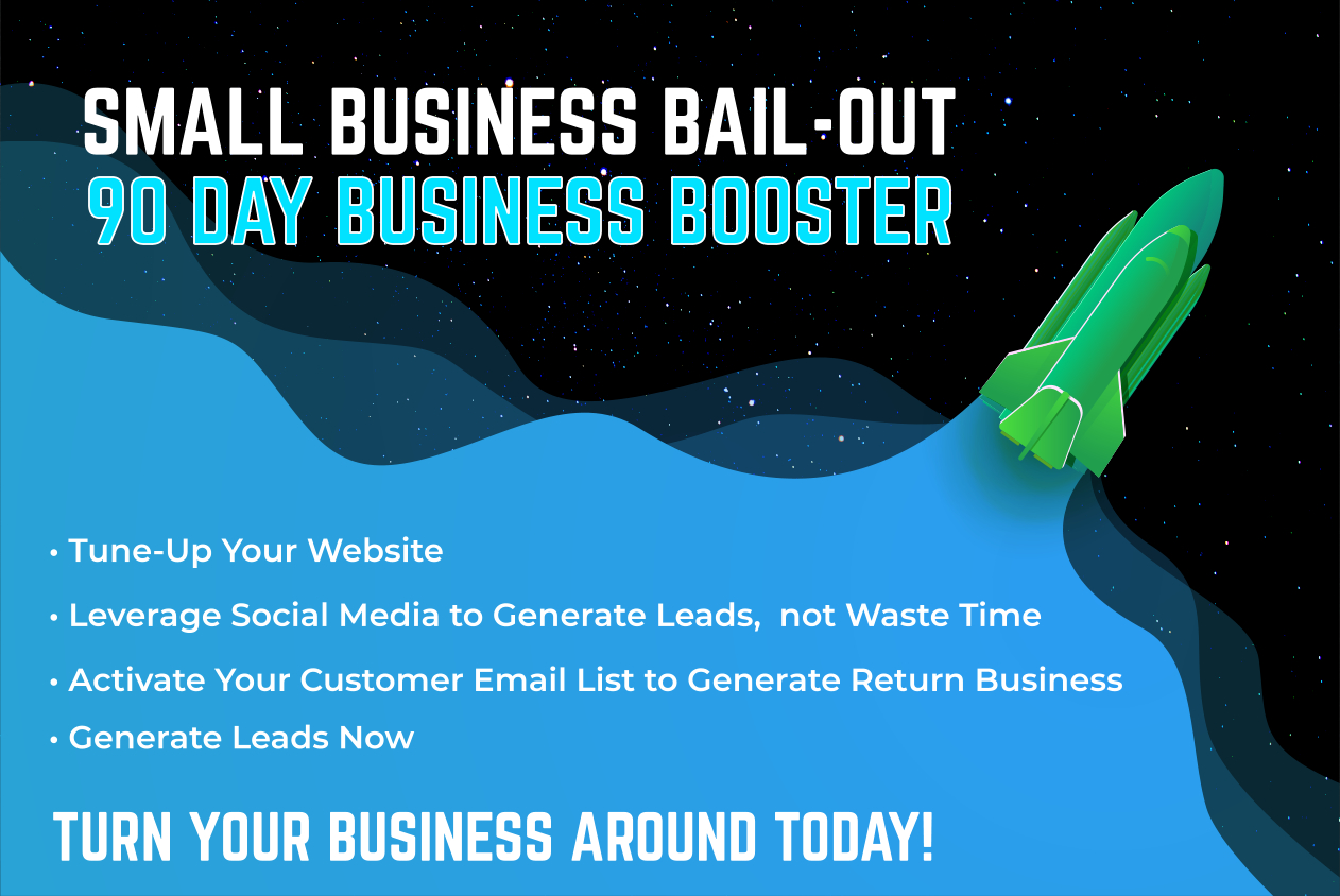 MKTNG 90 Day Business Booster